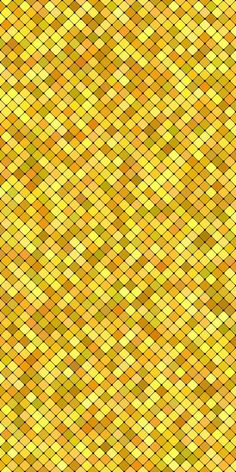 Geometric Background, Yellow Background, Vector Background, Mosaic Patterns, Color Patterns, Paper Bead Jewelry, Paper Beads, Art In The Age, Foto Gif