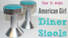 American Girl Diner Stools