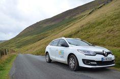 Danke für das tolle Foto vom Llanymawddy-Pass in Wales :-) #Stattauto #München #CarSharing #Urlaub