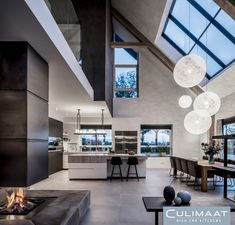 Dordrecht Culimaat High End Kitchens Small Apartment Bedrooms, Small Apartments, Apartment Living, Living Rooms, Interior Exterior, Interior Architecture, Interior Design, Residential Architecture, High End Kitchens