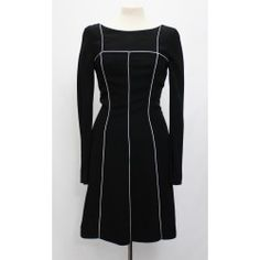 Women Moschino Dress Black