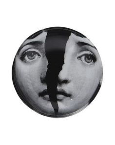 FORNASETTI Unisex Small object Black -- --
