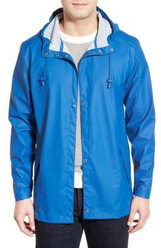 Cole Haan Rubberized Raincoat