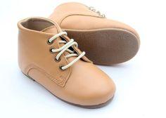 Williamsburg Boots - Palamino Tan