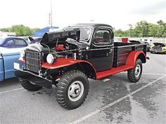 1959 Dodge Power Wagon-Beautiful!