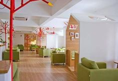 dream cafe interiors - Google Search