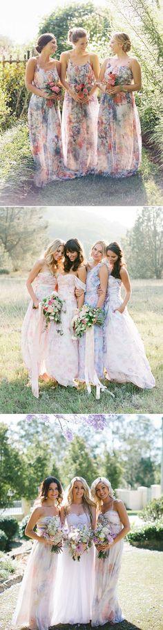 Top 6 Bridesmaid Dress Trends for Fall Wedding 2015 | http://www.tulleandchantilly.com/blog/top-6-bridesmaid-dress-trends-for-fall-wedding-2015/