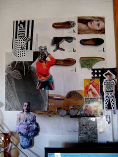 Making a new inspiration board