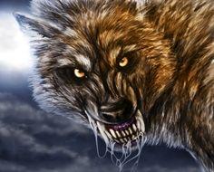 The-werewolf by angelanovus on DeviantArt