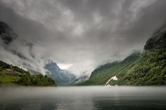 """Day 13 of """"Lightroom Only"""" Month :: A Cloudy Day, developed in Lightroom"""