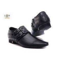 Louis Vuitton Shoes   Louis Vuitton Buckle Shoes 2012 for Men (Pictures) (3)