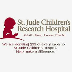 We are proud to announce that we are now donating 20% of EVERY order to St. Jude Children's Hospital for the whole year of 2017!!! Help us make a difference and help those in need. Be sure to check out all of our Matcha products. Have a great New Year!