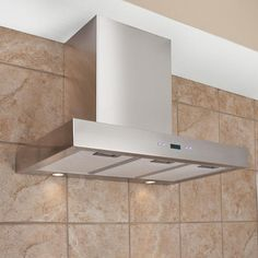"30"" Treviso Series Stainless Steel Wall-Mount Range Hood - $440.00"