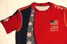 Team USA Quidditch Jerseys!!! They also have France, UK and Australia!