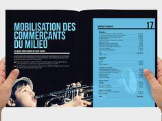 Edition Design - Brochure on Behance