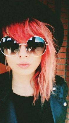 Red, sunshine