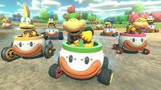 Nintendo Download: Mario Kart 8 Deluxe: It's a huge week for the Switch, as Mario Kart 8 Deluxe is hitting the platform tomorrow, and Puyo…