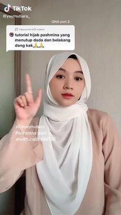 Stylish Hijab, Modest Fashion Hijab, Modern Hijab Fashion, Hijab Fashion Inspiration, Muslim Fashion, Hijab Turban Style, Mode Turban, Simple Hijab Tutorial, Hijab Style Tutorial