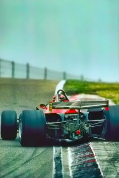 Gilles was a legend. Drove Ferraris like his Canadian snowmobiles and had us all in constant awe.