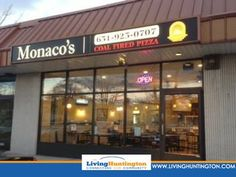 Monaco's Pizza in #HuntingtonNY Station #Longisland $10 for $20 of Delicious Food and Drinks at Monaco's Coal-Fired Pizzeria May Purchase 3 Certificates! #huntington #longisland #newyork #ny #huntingtonny #bestofli