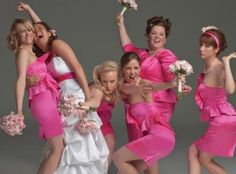 crazy & funny bridesmaids will be a great balance to wedding day jitters. only requirement is one joke or funny memory!  :) #teamRichmond