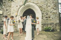 Vintage wedding- photography by India Hobson