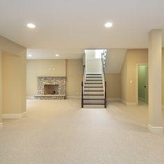 Basement Finishing & 50 best Basement finishing / remodeling images on Pinterest ...