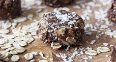 Bocados de cacao y coco | Cacao and coconut bites