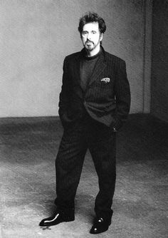 Al Pacino, West 26th Street studio, New York, 2000 by Annie Leibovitz