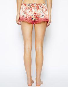 Gossard Flower Rush French Knicker Shorts