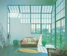 drydockshop:  This view. Terence Conran's NEW HOUSE BOOK ©1986
