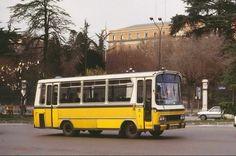 Microbus EMT Madrid