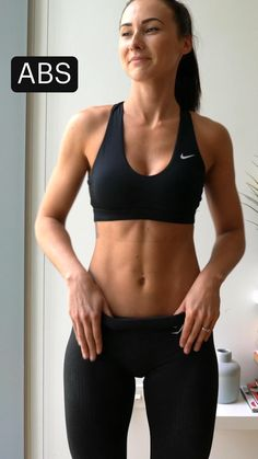 Basic Workout, Gym Workout Videos, Gym Workout For Beginners, Fitness Workout For Women, Gym Workouts, Fitness Models, Fitness Women, Abs And Obliques Workout, Slim Waist Workout