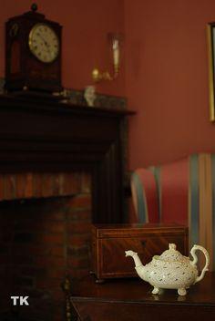 Campbell House (1822), Toronto. Photo credits: Damien D., via Flickr. Tea Culture, Door Opener, Georgian, Colonial, Toronto, Europe, Doors, House, Home Decor