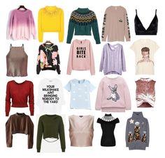 """L.D"" by lumadhayllon on Polyvore featuring moda, Miu Miu, Temperley London, Victoria's Secret, Boohoo, Miss Selfridge, MadeWorn, Dolce&Gabbana e Topshop"