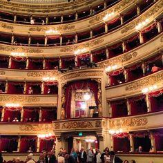 Teatro alla Scala in Milano, Lombardia