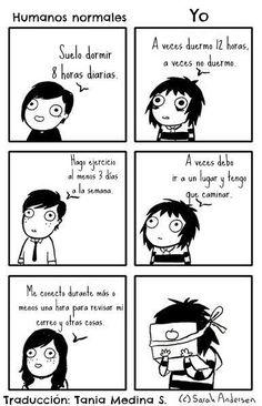 Comic que ilustra la lógica femenina expectativa vs realidad