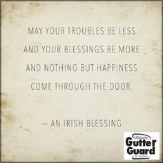 May your blessings abound!