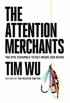 """In nearly every moment of our waking lives, we face a barrage of advertising enticements, branding efforts, sponsored social media, commercials and other efforts to harvest our attention. Over the last century, few times or spaces have remained uncultivated by the """"attention merchants,"""" contributing to the distracted, unfocused tenor of our times."""