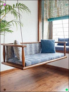 The Teak Wood Furniture in This Home Combines Traditional Purpose & Modern Lifes. - The Teak Wood Furniture in This Home Combines Traditional Purpose & Modern Lifestyle Source by - Indian Home Interior, Diy Interior, Best Interior Design, Indian Interiors, Interior Doors, Best Home Design, Interior Balcony, Wood Interiors, Modern Interior