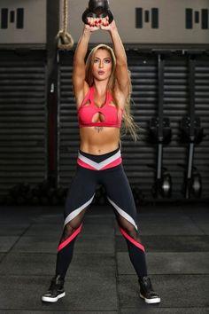 Top instinct em suplex poliamida com bojo in 2019 fitness hotties спорт, го Workout Attire, Workout Wear, Sport Fitness, Fitness Models, Gym Fitness, Dieta Fitness, Fitness Wear, Sport Fashion, Fitness Fashion