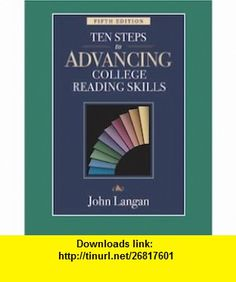 Ten Steps To Advancing College Reading Skills Pdf