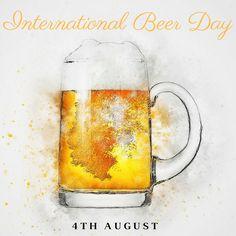 International Beer Day #internationalbeerday #beer