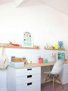 8 escritorios DIY que se montan en menos de 5 minutos