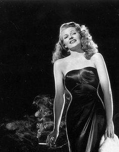 Rita Hayworth for Gilda (1946)