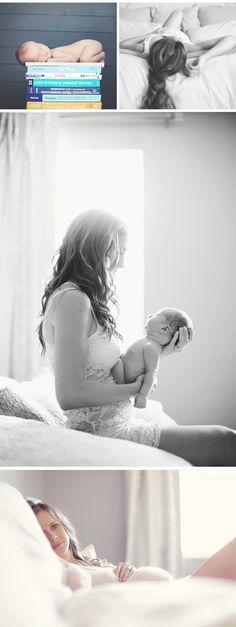 Maternity and Newborn Photo Shoot  La Petite Peach