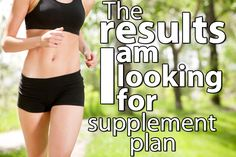We are very proud to present this supplement plan.  It is a results-first women's weight loss package and we really think you'll love it. And trust us, we know supplements.  This is also our entry into the .
