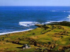 Kingsbarns Golf Course, Fife, Scotland