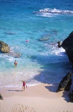 BERMUDA. We're going soon!  Lots of pictures to follow in August!