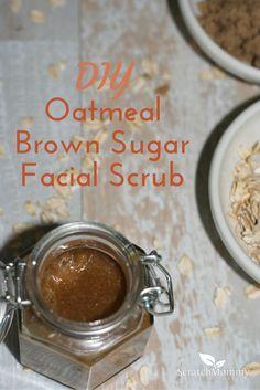 DIY Oatmeal Brown Su